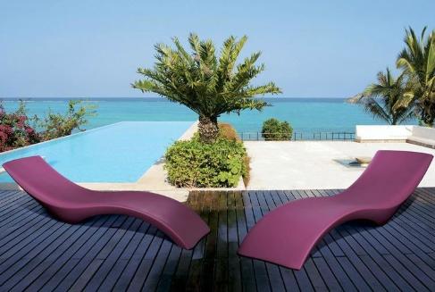 equiper sa terrasse pour l t mobilier moderne. Black Bedroom Furniture Sets. Home Design Ideas