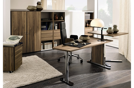 le bureau domicile mobilier moderne. Black Bedroom Furniture Sets. Home Design Ideas