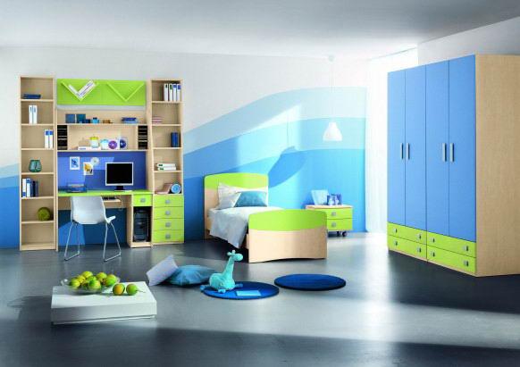 Chambres d\'enfants : une chambre à son image - Mobilier Moderne