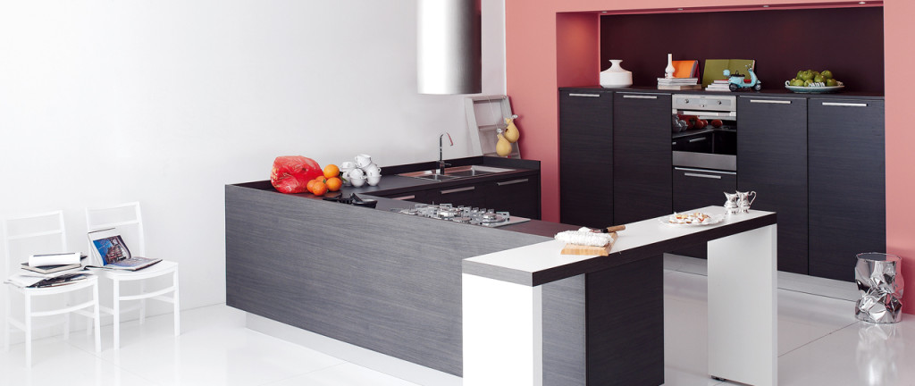 cuisines ultra compactes mobilier moderne cuisine. Black Bedroom Furniture Sets. Home Design Ideas