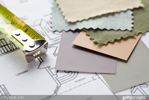 Faites bien attention aux dimensions de vos rideaux et au style du tissus.