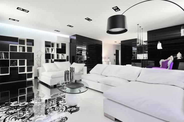 salon-moderne-canapé